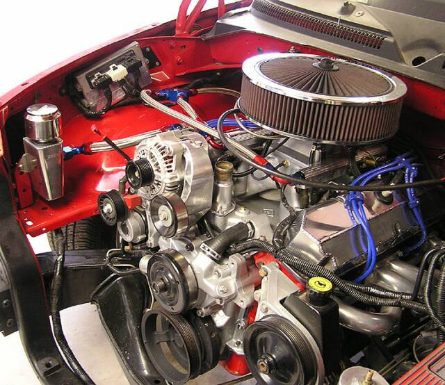Valve Cover Breather Modifications